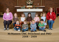 McMannen Preschool Groups